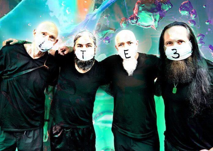 Mike Portnoy e Dream Theater se reúnem para novo disco