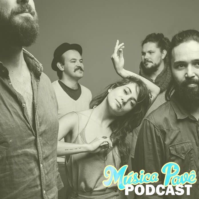 Música Pavê lança podcast em comemoração aos dez anos do site