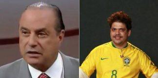 Paulo Maluf e Rogerinho do Choque de Cultura