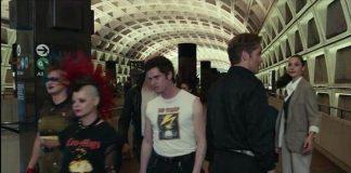Punks em Mulher Maravilha 1984