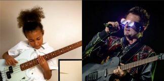 Nandi Bushell faz cover impressionante do Muse