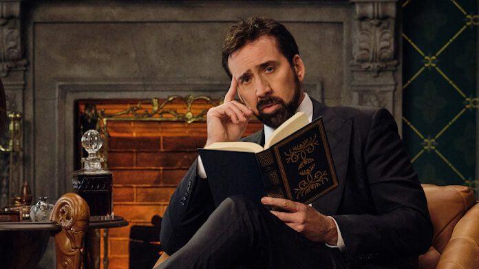 Nicolas Cage em