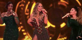 """Mariah Carey lança """"Oh Santa!"""" com Ariana Grande e Jennifer Hudson"""