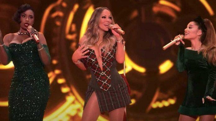 Mariah Carey lança