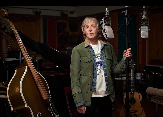Paul McCartney lança seu novo álbum