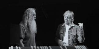 Rick Rubin e Paul McCartney