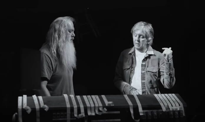 Rick Rubin e Paul McCartney