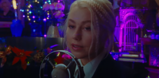 Phoebe Bridgers no Jimmy Fallon
