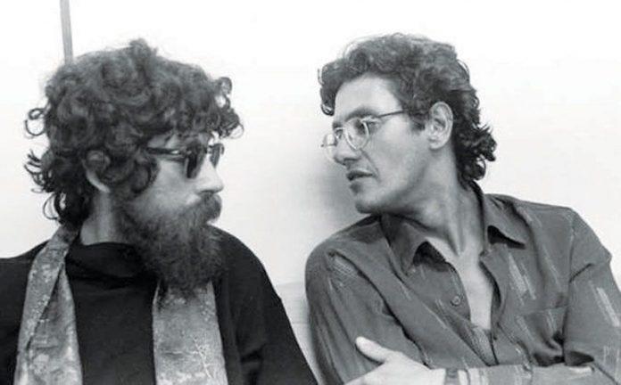 Raul Seixas e Cláudio Roberto