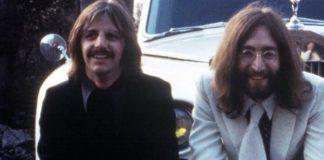 Ringo Starr e John Lennon