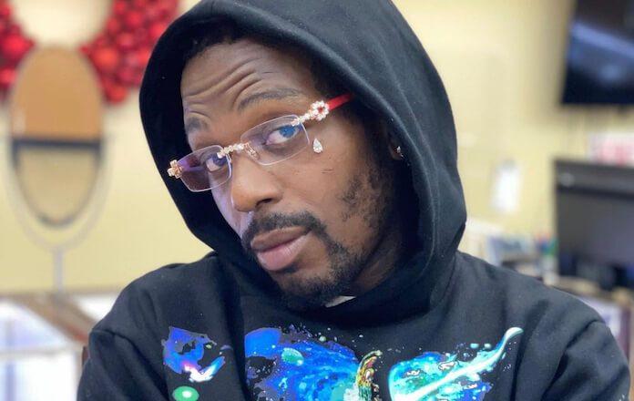 Rapper Sauce Walka implanta lágrima de diamante no rosto
