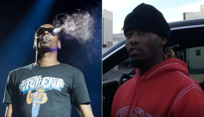 Snoop Dogg e Offset