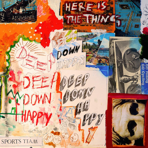 "Sports Team - ""Deep Down Happy"""
