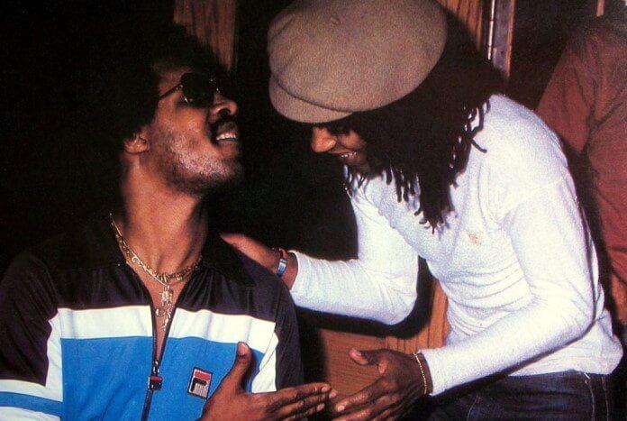 Stevie Wonder e Djavan