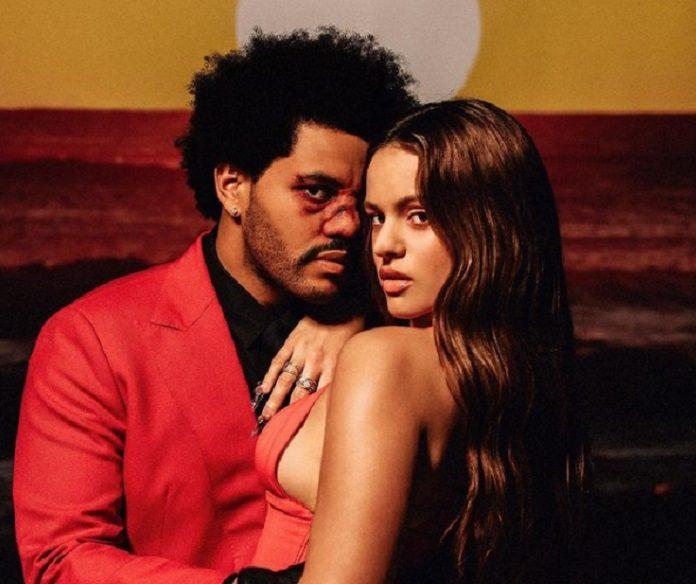 The Weeknd e Rosalía lançam remix de