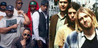 Wu-Tang Clan e Nirvana