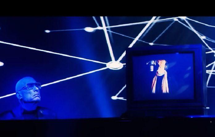 Billy Corgan cantando David Bowie