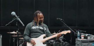 Ty Dolla $ign tocando Nirvana