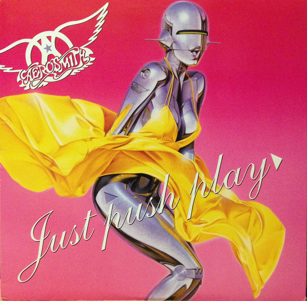 "Aerosmith - ""Just Push Play"""