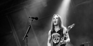 Alexi Laiho, do Children of Bodom