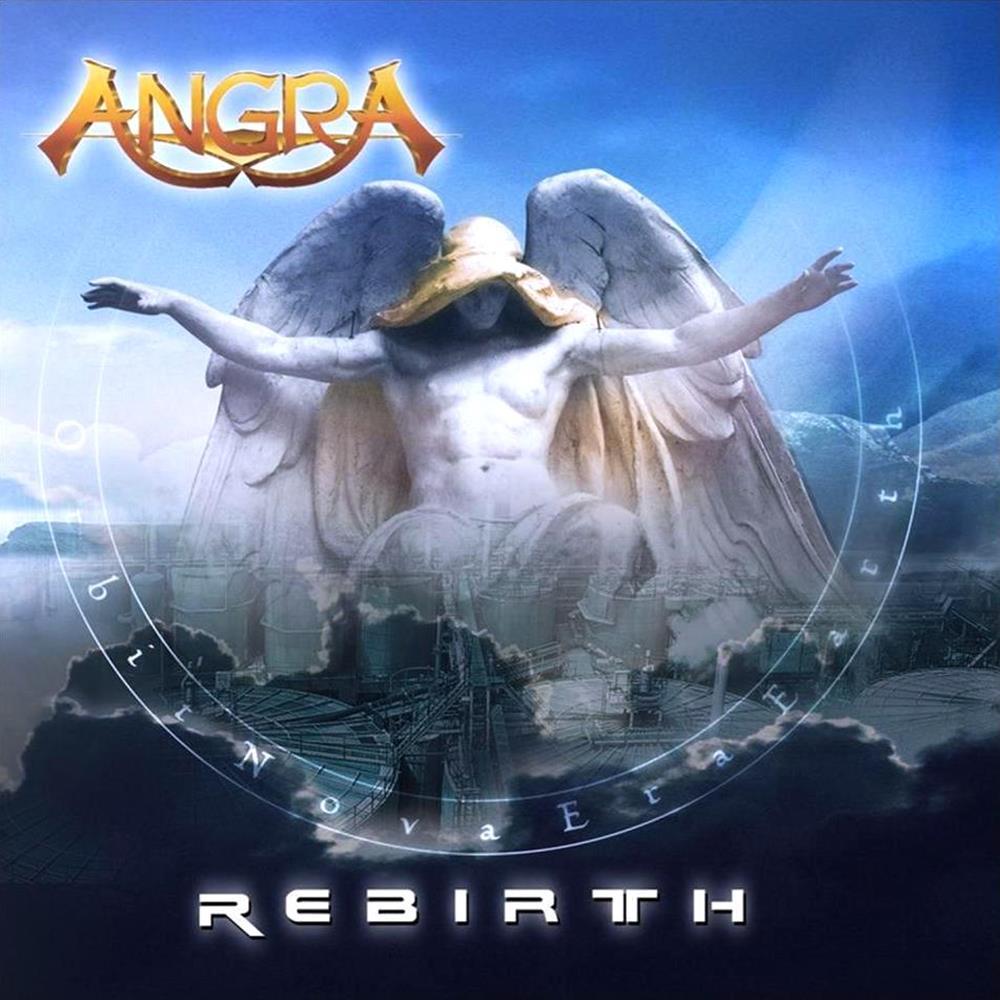 "Angra - ""Rebirth"""