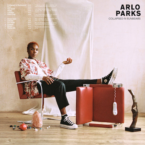 "Arlo Parks - ""Collapsed in Sunbeams"""