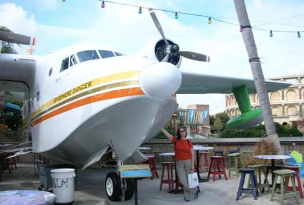 Hemisphere Dancer, o avião de Jimmy Buffett