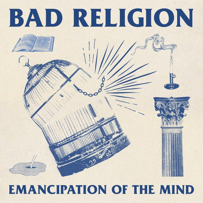 Bad Religion - Emancipation of the Mind