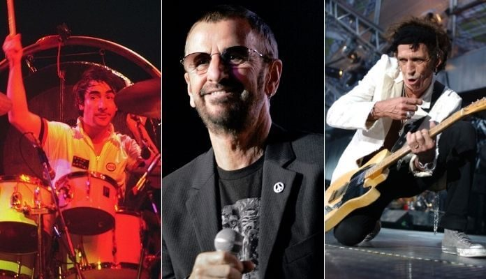 Bill Wyman, ex-Rolling Stones, conta histórias com Keith Moon, Ringo Starr, Keith Richards e mais