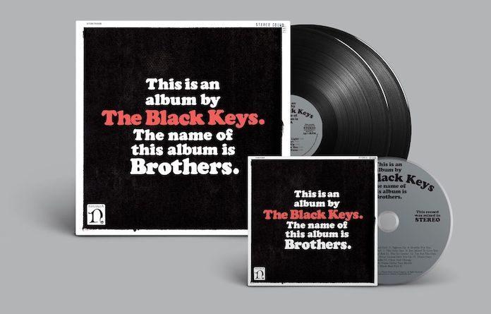 The Black Keys - edição comemorativa de Brothers