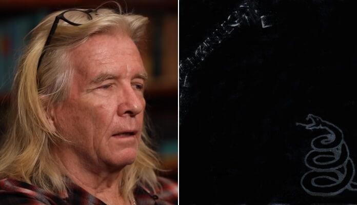 """Metallica: produtor Bob Rock vende seus direitos do clássico """"Black Album"""""""