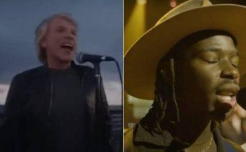 Jon Bon Jovi e Black Pumas na cerimônia de posse de Joe Biden