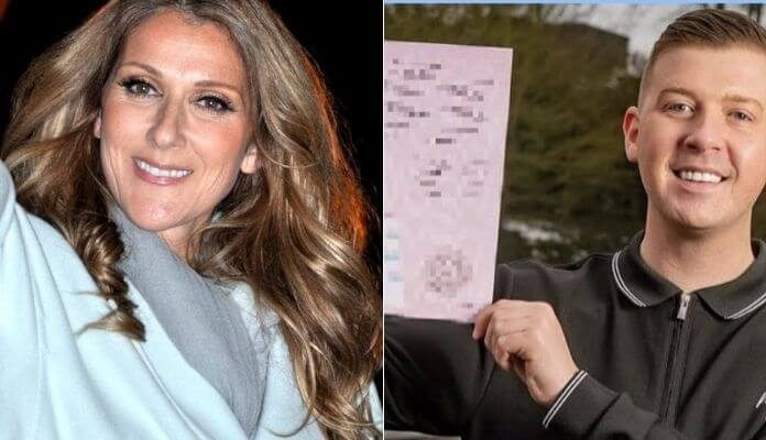 Céline Dion e Céline Dion/Thomas Dodd
