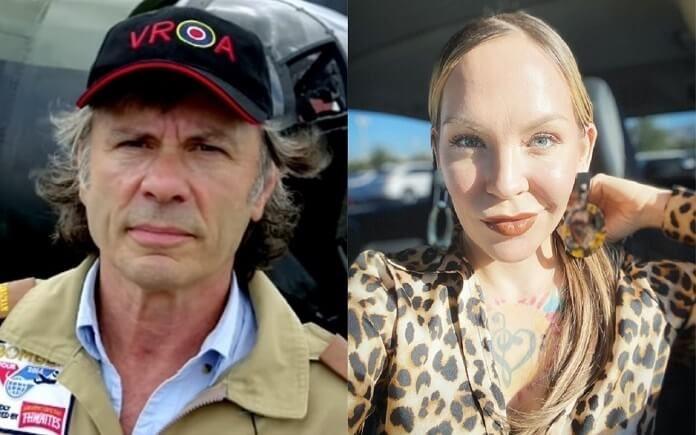 Cantora afirma ser filha ilegítima de Bruce Dickinson