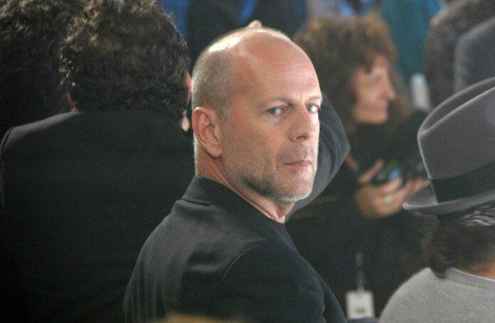 Bruce Willis em 2006