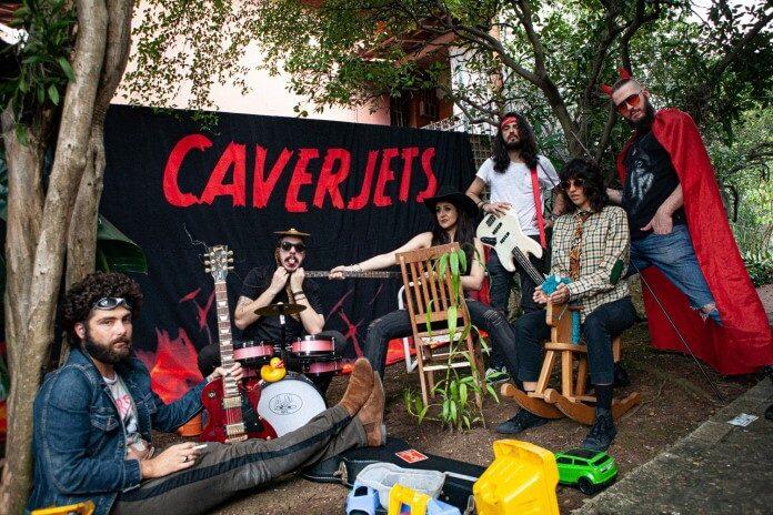 Caverjets