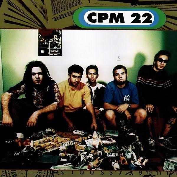 "CPM 22 - ""CPM 22"""
