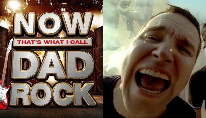 Dad Rock e Mark Hoppus, do blink-182