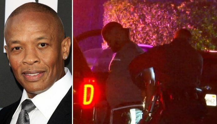 Dr. Dre tem casa invadida por ladrões