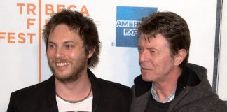 Duncan Jones e David Bowie