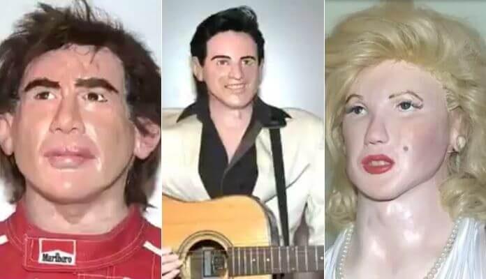 Amigos de Deus: escultor brasileiro viraliza com homenagens a celebridades