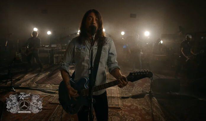 Foo Fighters no programa de Jimmy Kimmel