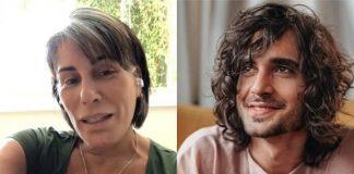 Gloria Pires cria paródia para explicar que não é mãe do Fiuk
