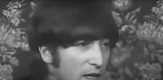 John Lennon explicando frase sobre Jesus