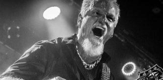 Jon Schaffer, guitarrista e fundador do Iced Earth