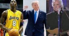 """Donald Trump manda construir 250 estátuas de """"heróis americanos"""""""