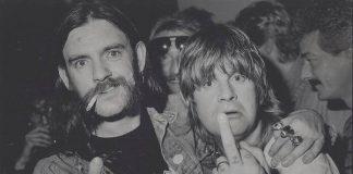 Lemmy Kilmister e Ozzy Osbourne