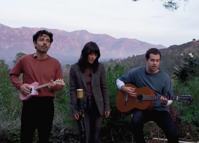 Local Natives & Sharon Van Etten apresentam a faixa