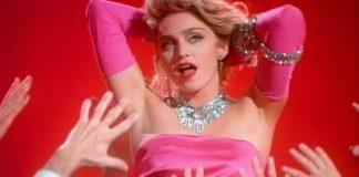 """Clipe de """"Material Girl"""" de Madonna ganha versão em HD"""