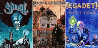 Melhores músicas de Metal segundo a Loudwire